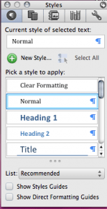 Formatting An Ebook 3