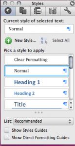 Formatting An Ebook 3