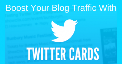 Boost Your Blog Traffic With Twitter Cards
