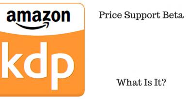 Amazon KDP Price Support Beta
