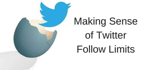 Understanding Twitter Follow Limits