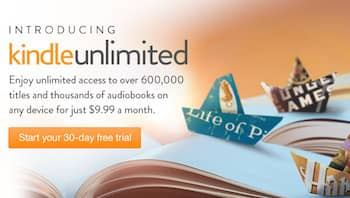 Amazon's Guinea Pigs for Kindle Unlimited