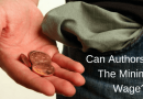 Can Self-Published Authors Make The Minimum Wage?