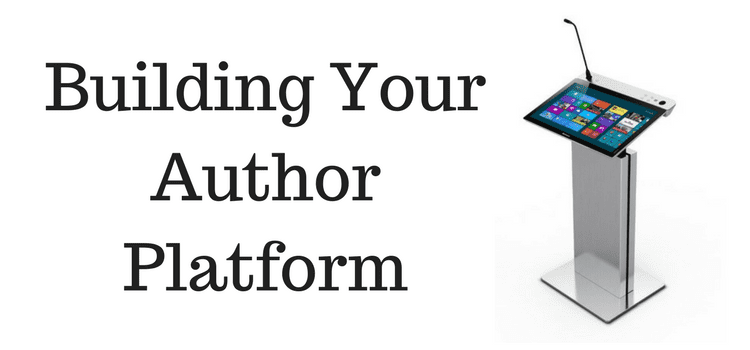 Building An Author Platform