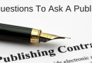 Should I Use A Publisher? 10 Questions To Ask
