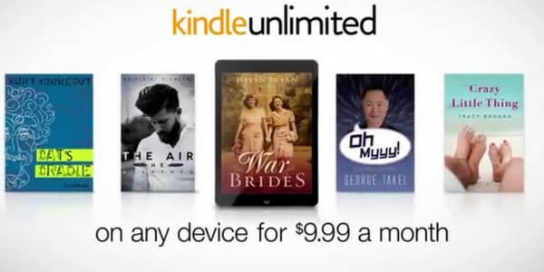 Kindle Unlimited To Pay Per Page Read