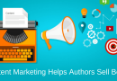 Content Marketing Helps Authors Sell More Books