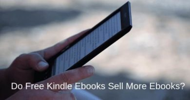 Free Kindle Ebooks Sell More