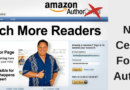 Amazon Author Central Needs To Be Central