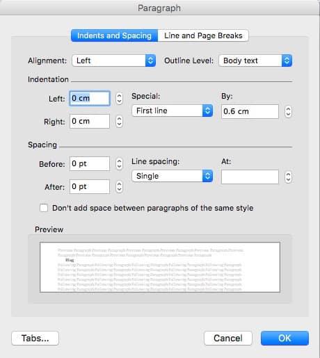 format an ebook 5
