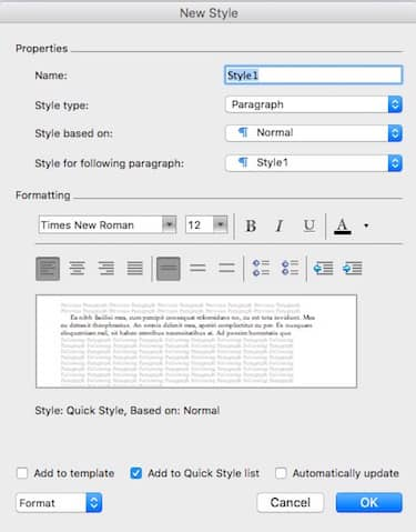 How To Format An Ebook Using Microsoft Word Styles