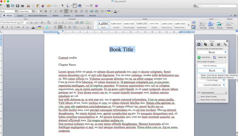 format an ebook 10
