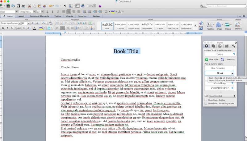format an ebook 10
