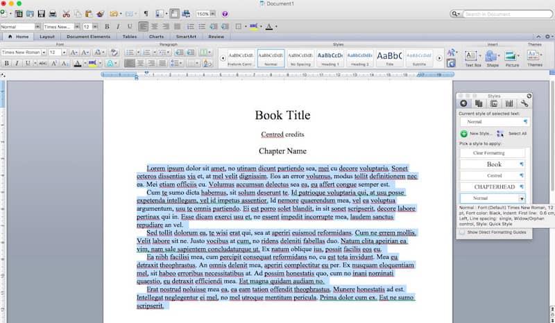 format an ebook 11