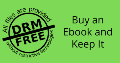 Buy an Ebook and Keep It