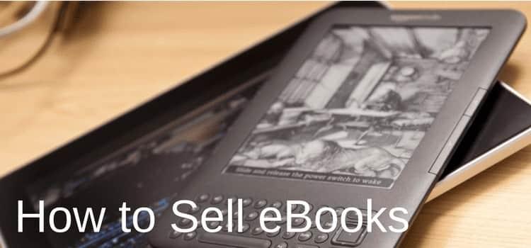 selling ebooks