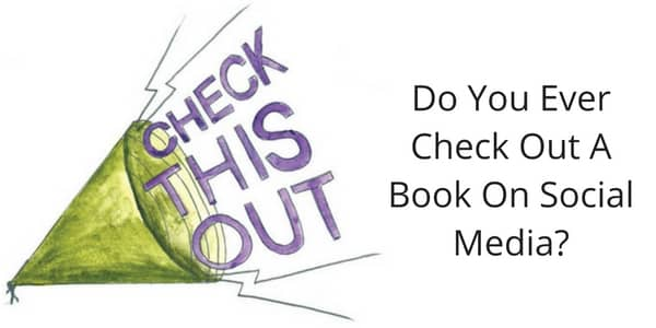 Check Out A Book On Social Media