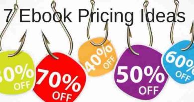 7 Ebook Pricing Strategy Ideas