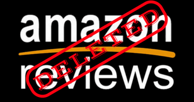 Why Did Amazon Delete My Book Reviews
