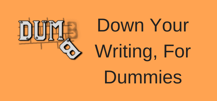 Dumb Down Your Writing
