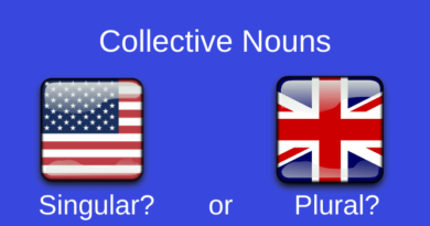 Are collective nouns singular or plural