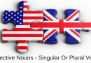 Does A Collective Noun Use A Singular Or Plural Verb?