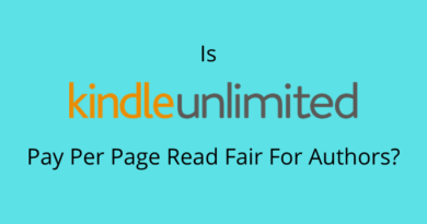 Is Pay Per Page Read Fair For Authors