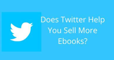 Does Twitter Help Sell Ebooks