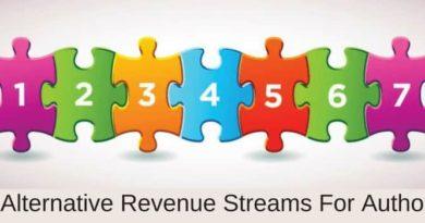 Alternative Revenue Streams For Authors