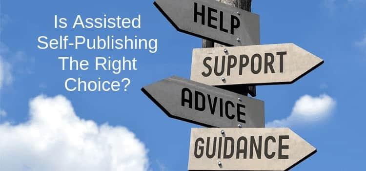 Assisted Self Publishing