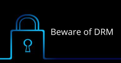 Beware of DRM