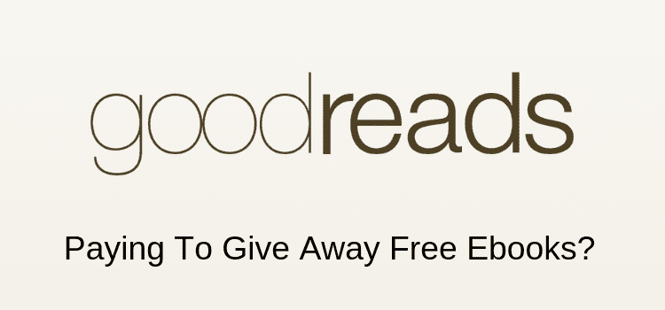 Paying to Give Away Free Ebooks