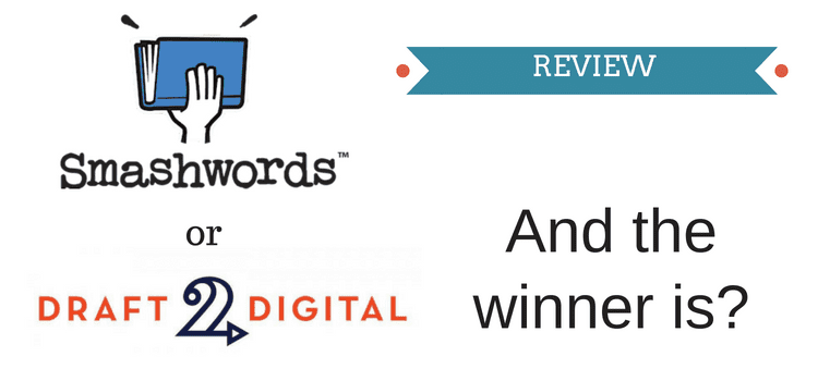 Draft2Digital vs Smashwords review