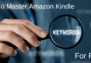 How To Master Amazon Keywords For Kindle For Free
