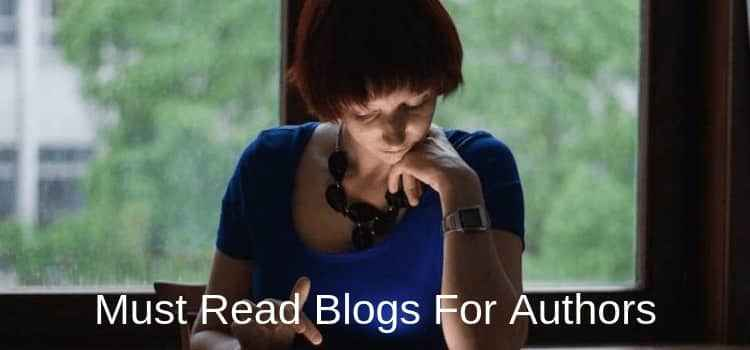 Must Read Blogs For Authors