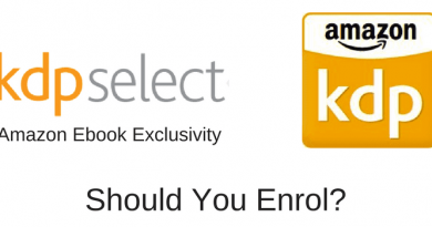 Should I Enrol In Amazon Kindle KDP Select?