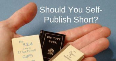 Self Publish Short