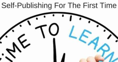 Self-Publishing The First Time