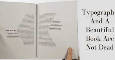 Typography And Beautiful Books