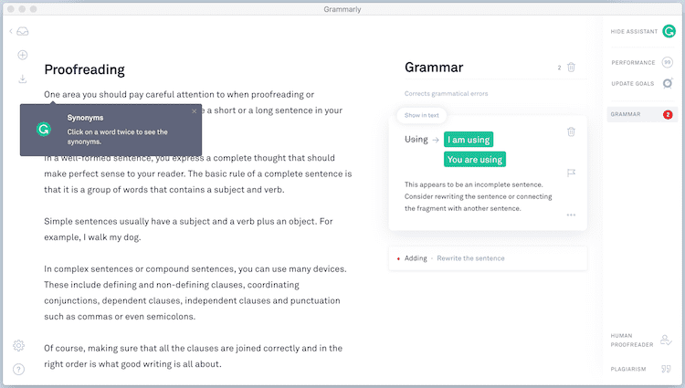 Grammarly Review - The Free Grammar Checker Pros And Cons