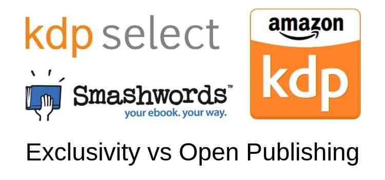 Smashwords vs Amazon KDP Select exclusive