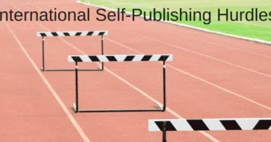 International Self Publishing Author Hurdles