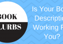 Is Your Book Description Working For You?