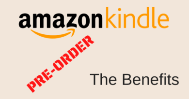 Kindle Preorder Benefits