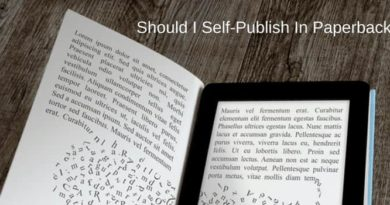 Self Publish In Paperback