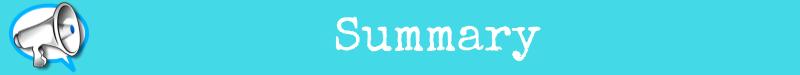 summary banner