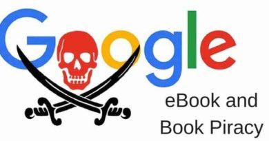 Google Books Piracy