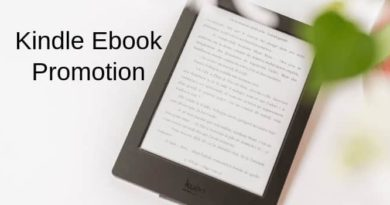 Kindle eBook Promotions