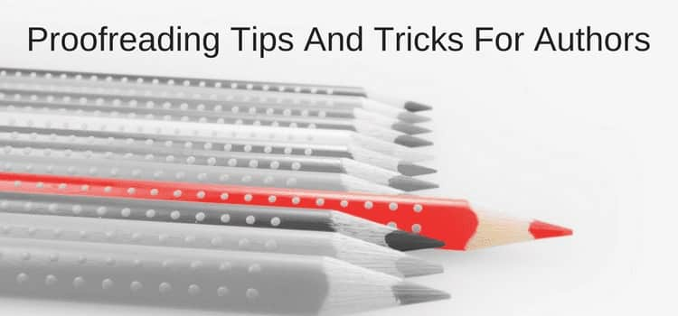 Proofreading Tips And Tricks
