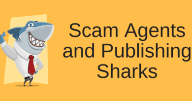 Scam Agents and Publishing Sharks